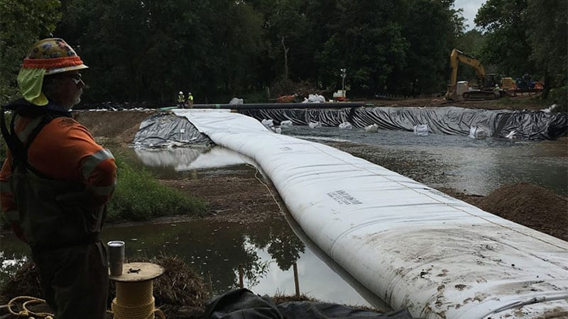 Questions to Ask Before Purchasing Water Inflated Cofferdams